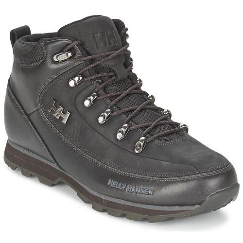Zapatos Hombre Botas de caña baja Helly Hansen THE FORESTER Negro