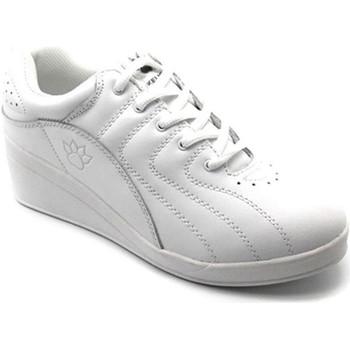Zapatos Mujer Sport Indoor Kelme Zapatillas deporte con cuña blanco