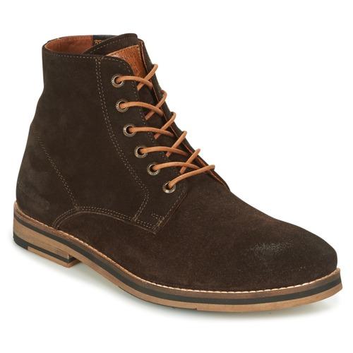 Zapatos especiales para hombres y mujeres Redskins ESMAN Marrón