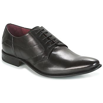 Zapatos Hombre Derbie Redskins POMEL Negro
