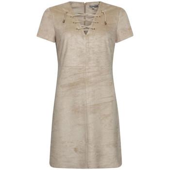 textil Mujer vestidos cortos Kocca Vestido YAYA Beige