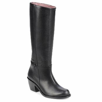 Zapatos Mujer Botas urbanas Robert Clergerie ALCOR Negro