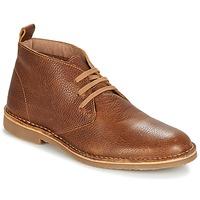 Zapatos Hombre Botas de caña baja Selected ROYCE CHUKKALA Cognac