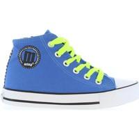Zapatos Niños Deportivas Moda MTNG 81201 Azul