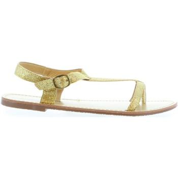 Zapatos Mujer Sandalias Top Way B049029-B7200 Gold