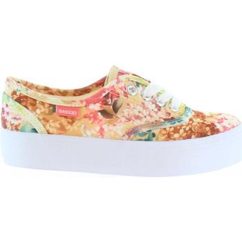 Zapatos Niña Deportivas Moda Bass3d 42040 Rosa