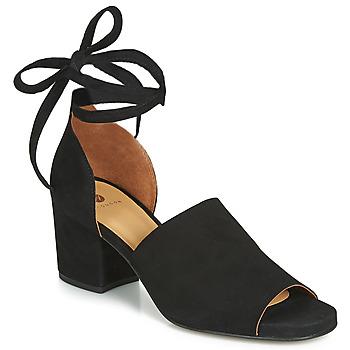 Zapatos Mujer Sandalias Hudson METTA Negro