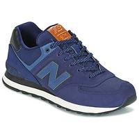 Zapatos Zapatillas bajas New Balance ML574 Marino