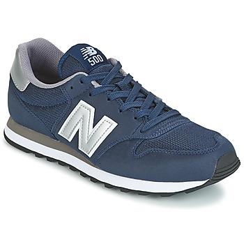 Zapatos Hombre Zapatillas bajas New Balance GM500 Marino