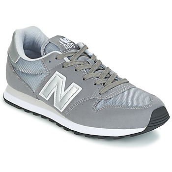 Zapatos Hombre Zapatillas bajas New Balance GM500 Gris