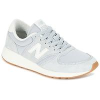 Zapatos Mujer Zapatillas bajas New Balance WRL420 Gris / Claro