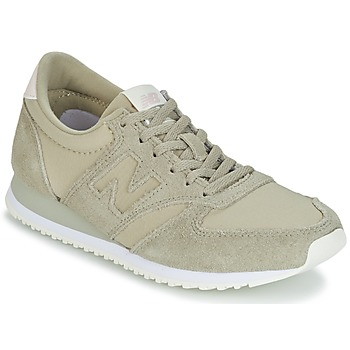 Zapatos Mujer Zapatillas bajas New Balance WL420 Beige