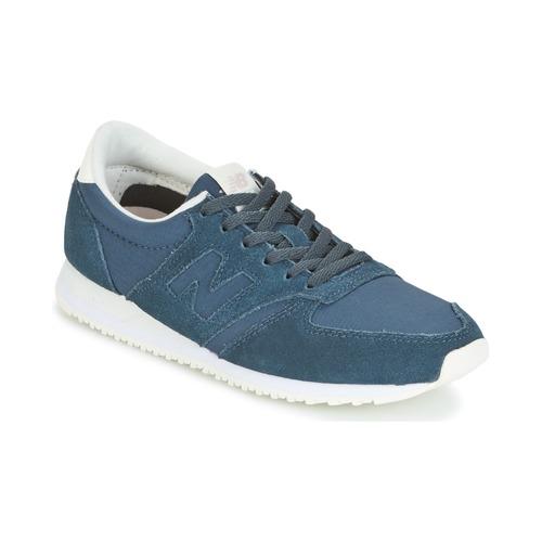Zapatos promocionales New Balance WL420 Azul  Descuento de la marca