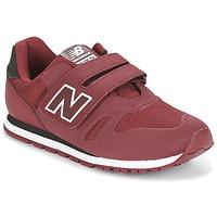 Zapatos Niños Zapatillas bajas New Balance KA374 Burdeo
