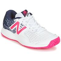 Zapatos Mujer Tenis New Balance WC697 Blanco
