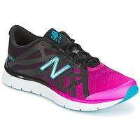 Zapatos Mujer Fitness / Training New Balance WX811 Rosa / Negro
