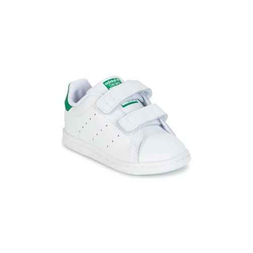 adidas stan smith niño verde