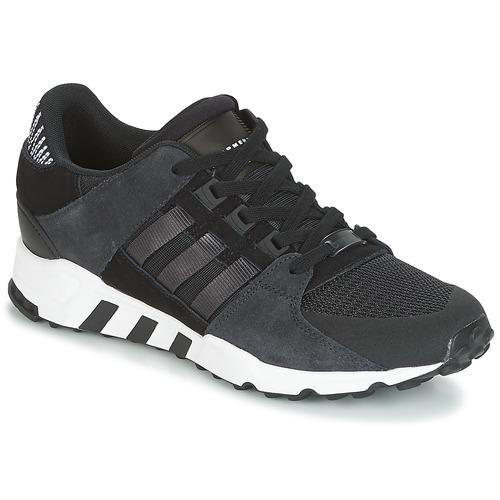 reputable site 5cbfe 55407 Zapatos Hombre Zapatillas bajas adidas Originals EQT SUPPORT RF Negro
