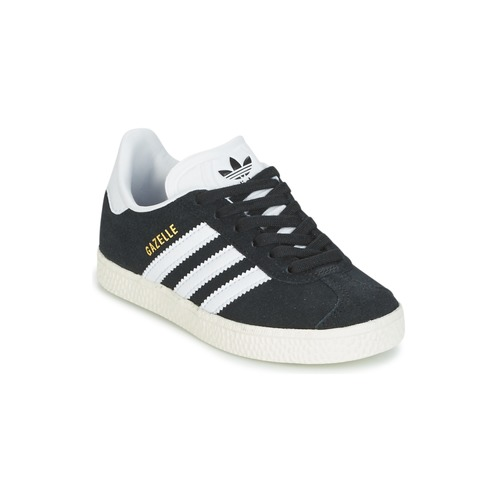 adidas Originals GAZELLE C Negro - Envío gratis | ! - Zapatos Deportivas bajas Nino