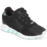 Zapatos Mujer Zapatillas bajas adidas Originals EQT SUPPORT RF W Negro
