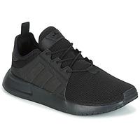 Zapatos Niños Zapatillas bajas adidas Originals X_PLR Negro