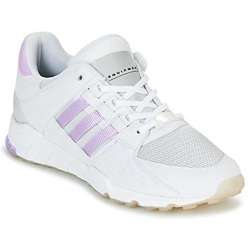 Zapatos Mujer Zapatillas bajas adidas Originals EQT SUPPORT RF W Blanco