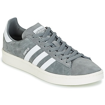 official photos c321c e6c1d Zapatos Zapatillas bajas adidas Originals CAMPUS Gris