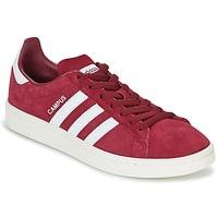 Zapatos Zapatillas bajas adidas Originals CAMPUS Burdeo