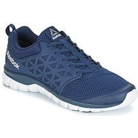 Zapatos Hombre Running / trail Reebok Sport SUBLITE XT CUSHION Marino / Blanco