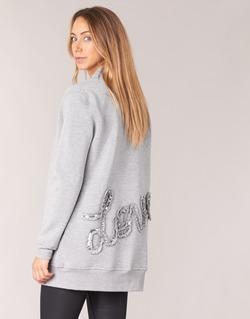 textil Mujer cazadoras Love Moschino W330801E1779 Gris