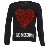 textil Mujer jerséis Love Moschino WS89G01X0683 Negro