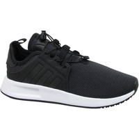 Zapatos Niños Running / trail adidas Originals X Plr C Negro