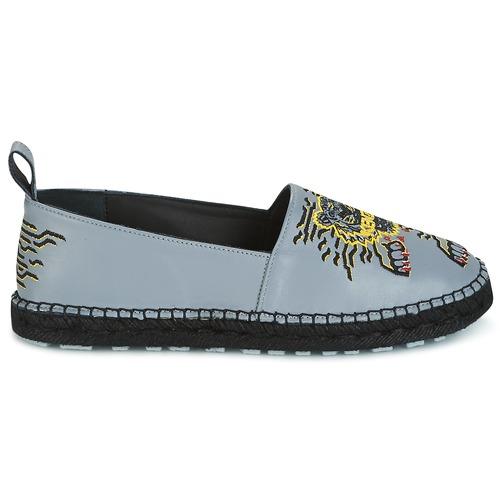 Zapatos Gris Mujer Kenzo Kumi Alpargatas L54ARj