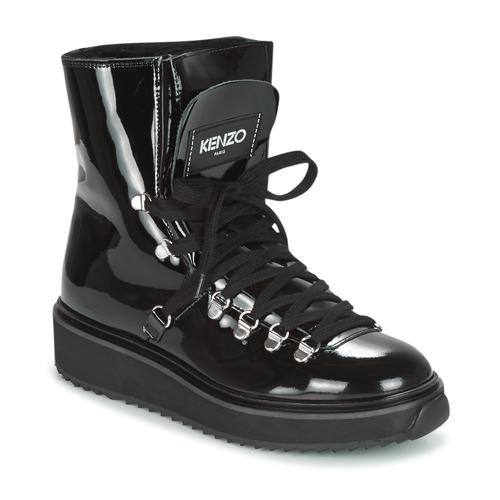 Zapatos Mujer Botas de nieve Kenzo ALASKA Negro
