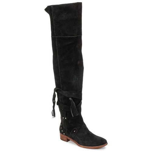 Zapatos Mujer Botas a la rodilla See by Chloé FLIROL Negro