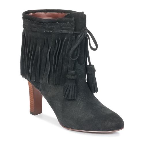 Zapatos Mujer Botines See by Chloé FLIREL Negro