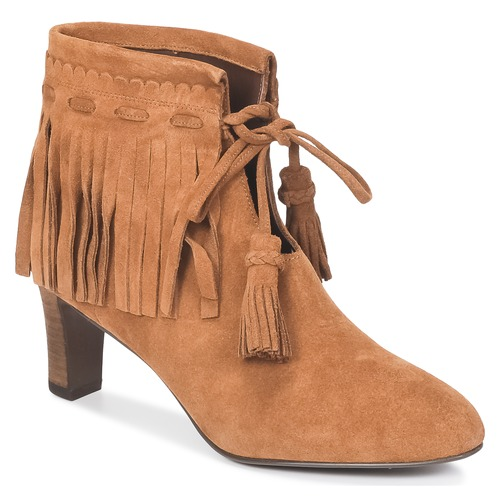 Zapatos Mujer Botines See by Chloé FLARIL Cognac
