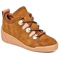 Zapatos Mujer Zapatillas bajas See by Chloé FLAVI Marrón