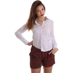 textil Mujer Tops / Blusas Gaudì Jeans 73BD42200 Shirt Mujeres Bianco