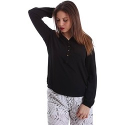 textil Mujer Tops / Blusas Gaudì Jeans 73BD47201 Blusa Mujeres Negro Negro