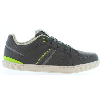 Zapatos Niños Deportivas Moda Kappa 303N5Z0 BATOU Gris