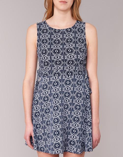Textil Marino Cortos Mood Vestidos Mujer Moony Gira RAjLq345
