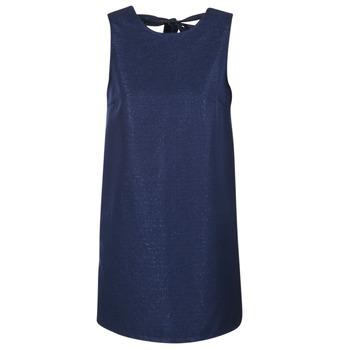 textil Mujer vestidos cortos Casual Attitude GADINE Marino