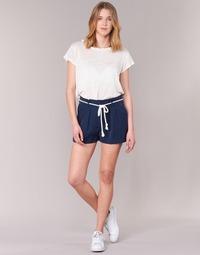 textil Mujer Shorts / Bermudas Casual Attitude GRETTE Marino