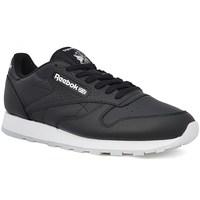 Zapatos Hombre Zapatillas bajas Reebok Sport Classic Leather ID Blanco-Negro