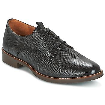 Zapatos Mujer Derbie Heyraud FANFAN Negro
