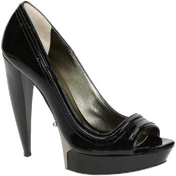 Zapatos Mujer Zapatos de tacón Lanvin AW5B4NMILC7A nero