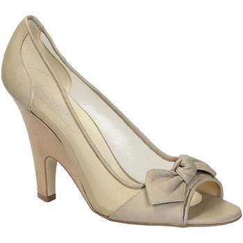 Zapatos Mujer Zapatos de tacón Stella Mc Cartney 214317 W0GZ1 9659 beige