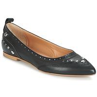 Zapatos Mujer Bailarinas-manoletinas Love Moschino JA11010G14 Negro