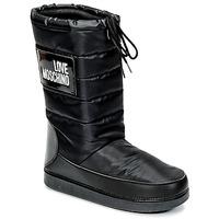 Zapatos Mujer Botas de nieve Love Moschino JA24212G04 Negro
